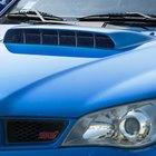 Problemas para arrancar el Subaru Legacy