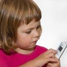 Los primeros síntomas del virus estomacal en los niños de 2 años