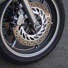 Cómo reconstruir el cilindro de una rueda trasera