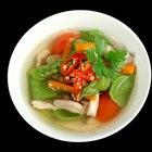 Alimentos para comer cuando estás enfermo de gripe