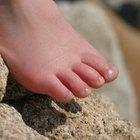Dolor de pie y de tobillo en niños