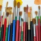 Cómo pintar arte abstracto con acrílicos