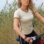 Cómo tratar el dolor en el talón causado por montar en bicicleta