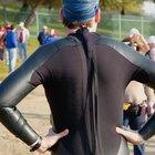 ¿Cómo entrenar para una carreta de triatlón de principiantes?