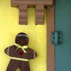 Cómo hacer un disfraz de hombre de jengibre