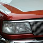 Cómo usar el aditivo perlado en la pintura de un auto