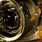 Cómo cambiar una bombilla xenón del faro de un BMW E46