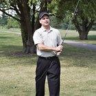 ¿Por qué abres tu postura cuando te balanceas en golf?