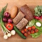 Alimentos con alto contenido de calcio, potasio y magnesio