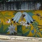 Técnicas y pinturas para murales al aire libre