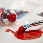 Cómo preparar el papel acuarela para la pintura de óleo