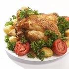 Vitaminas presentes en el pollo