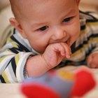 Desarrollo cognitivo en la infancia temprana, media y tardía