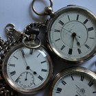 ¿Cómo fechar relojes?