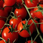 Información nutricional de los tomates cherry