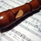 Cómo funciona una flauta