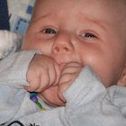 Etiquette for Bringing a Baby to a Wedding Reception