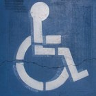 Handicap Parking Space Design Requirements
