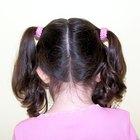 Cómo quitar vaselina del pelo de un niño