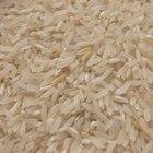 ¿El arroz es bueno si estás en una dieta baja en grasas?
