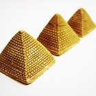 Objetos que parecen pirámides