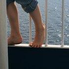 Lesiones del pie que incluyen hinchazón y dolor