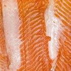 ¿Son saludables los filetes congelados de salmón?