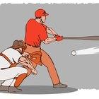 Diferentes agarres de béisbol para lanzadores zurdos