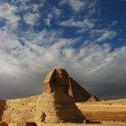 Manualidades egipcias para niños