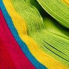 ¿Se puede teñir telas con colorante para alimentos?