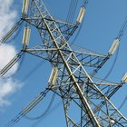 ¿Cuál es una distancia segura para los cables eléctricos de alta tensión?