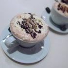Cafeína en el chocolate caliente vs. el café