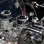 Cómo instalar una válvula de control de ralentí en un Ford 150 4.6L del 97
