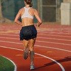Cómo entrenar para correr en pista