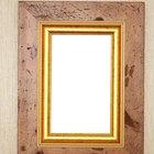 Cómo lograr una apariencia antigua con pintura dorada