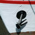 Tamaños y tipos de anclas de barcos