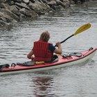 Cómo anclar un kayak
