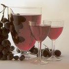 ¿El vino tinto baja el colesterol?