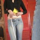 Medidas de cintura saludables para mujeres