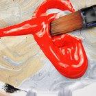 Cómo pintar figurillas de resina