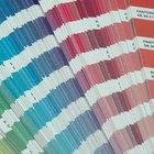 Definición de la teoría del color
