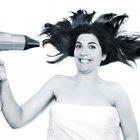 Tratamiento natural para el cabello grueso y seco