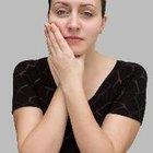 Infección del hueso de la mandíbula