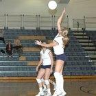 Ejercicios de práctica en voleibol