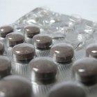 Píldoras de dieta con anfetaminas