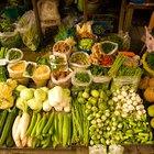 Alimentos que contienen electrolitos