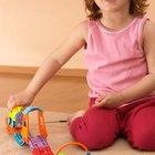 Lista de criterios de evaluación para niños de preescolar
