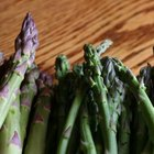 How to Prepare Fresh Asparagus Spears for Cooking