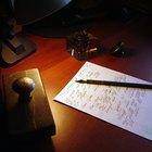 Cómo escribir poemas líricos
