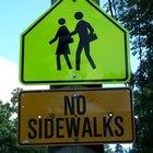 Actividades infantiles para la seguridad vial